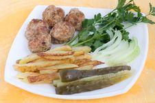 Free Bulgarian Cuisine Stock Photo - 6485390