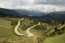 Free Yunnan Landscape Royalty Free Stock Photo - 6485865