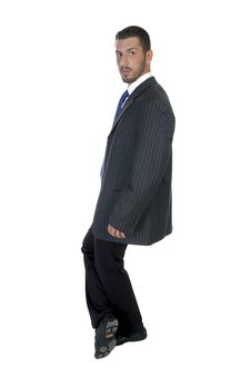 Free Stylish Pose Of Successful Businessman Stock Photo - 6486050