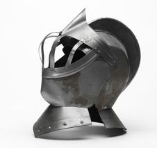 Free Knight S Helmet Stock Images - 6486094
