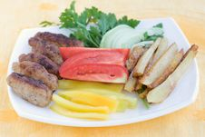 Free Bulgarian Cuisine Stock Photos - 6486143
