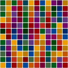 Free Polychromatic Mosaic Royalty Free Stock Images - 6487679