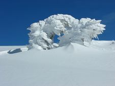 Free Winter Mountains Royalty Free Stock Photography - 6488047