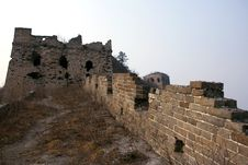 Free THE GREAT WALL Stock Image - 6488701