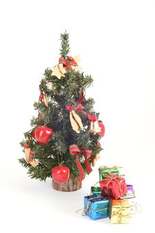 Free Christmas Tree Stock Images - 6488744
