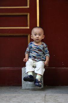 Free Boy Royalty Free Stock Photography - 6489747