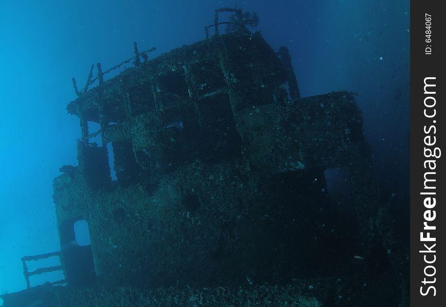 United Caribbean Wreck