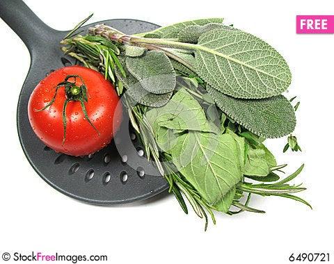 Free Fresh Ingredients Stock Image - 6490721