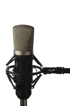 Free Microphone Stock Photos - 6490023