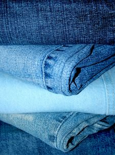 Free Jeans Royalty Free Stock Photos - 6491208