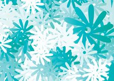 Free Floral Background Vector Stock Image - 6491571