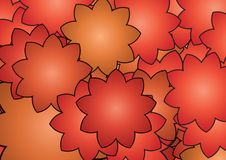 Free Vector Floral Background Stock Photo - 6491580