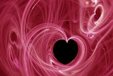Free Abstract Heart Fractal Stock Photos - 6492153