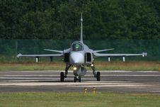 Free Saab Gripen Jet Fighter Stock Images - 6492234