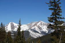 Free Rocky Mountain Beauty Stock Photography - 6492472