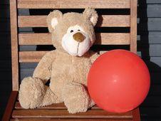 Toy Teddy Bear Stock Photos