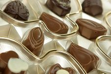 Free Chocolates Royalty Free Stock Photos - 6492788