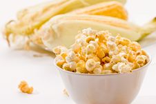 Free Popcorn Stock Photo - 6493110
