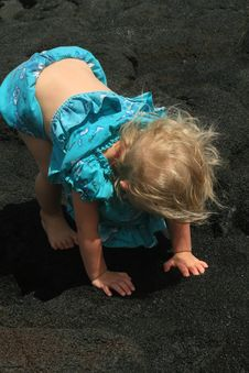 Free Its Black Sand Stock Images - 6493914
