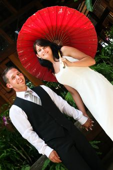 Free Bride And Groom Stock Photography - 6494142