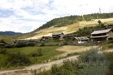 Free Villages In Yunnan Province Royalty Free Stock Image - 6494696