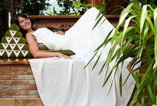 Free Bride Stock Image - 6495281