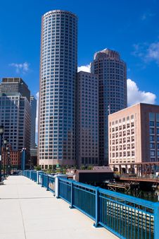 Free Boston Skyline Stock Photos - 6495293