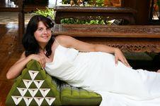 Free Bride Royalty Free Stock Image - 6495296