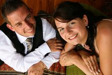 Free Bride And Groom Stock Photos - 6495373
