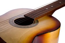 Free Part Of Guitar Stock Image - 6495681
