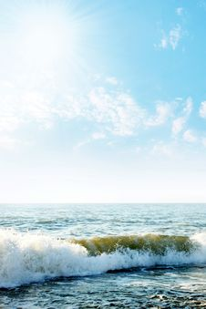 Free Beach Royalty Free Stock Photo - 6495715