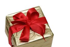 Free Box Of The Gift Royalty Free Stock Photography - 6495747