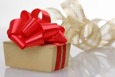 Free Box Of The Gift Stock Photo - 6495790