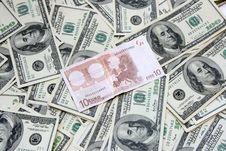 Free Money Royalty Free Stock Photo - 6495795