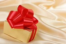 Free Box Of The Gift Stock Photography - 6496692
