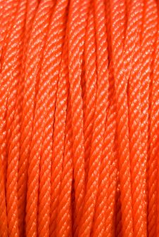 Free Red Ropes Royalty Free Stock Photography - 6497027