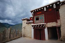 Free Tibet S Temples Stock Image - 6497041