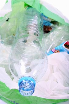 Free Recycling Plastic Rubbish Royalty Free Stock Photos - 6497118