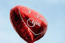Free I Love You Stock Photography - 6498022