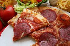 Free Italian Pizza Stock Image - 6498111