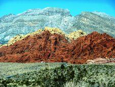 Free Red Rock Canyon Las Vegas Stock Images - 6498204