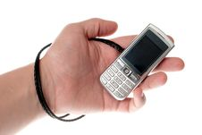 Free Mobile Phone In Hand Stock Photos - 6498313