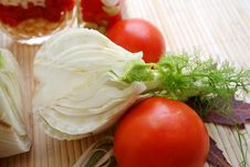 Free Fresh Fennel Royalty Free Stock Photography - 6498387