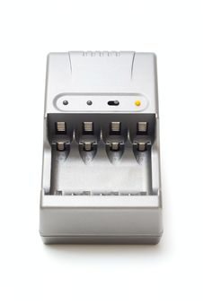 Battery Charger Stock Image