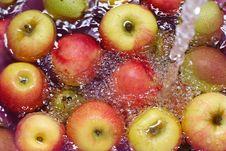 Wet Fruit Royalty Free Stock Photo