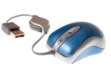 Free USB Mouse Stock Photos - 6498893