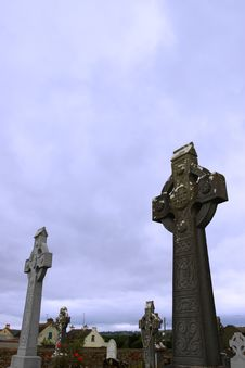 Free Irish Graveyard 10 Royalty Free Stock Photos - 6499188