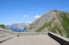 Free View From Swiss Monastery Royalty Free Stock Images - 6499959