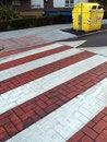 Free Zebra Crossing Royalty Free Stock Photos - 650478