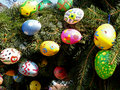 Free Easter Fountain Royalty Free Stock Images - 658529